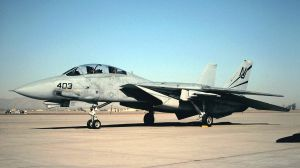VF-124 F-14A by F16CrewChief