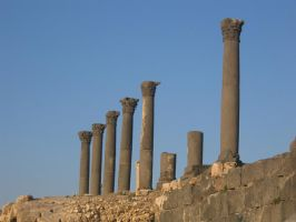 roman Ruins 9 by 3-sisters-stock