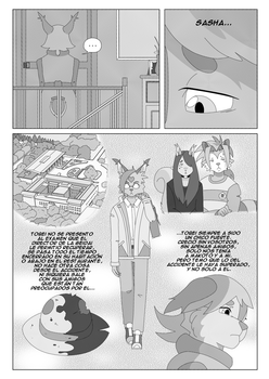 Ghost Love Cap 1 - Pag 19 (Spanish-Version) by EVANGELION-02