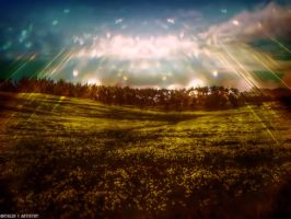 Cosmic Light... by Tigles1Artistry