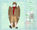 .:Aiko ONM application:. by Wolf-mask