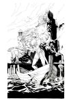 new arts on ebay, now!!! by amorimcomicart