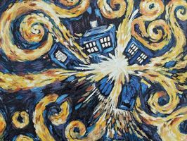 'The Pandorica Opens aka Exploding TARDIS by Woolf83