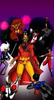 DC2 TEEN TITANS 39 by theyallfalldown