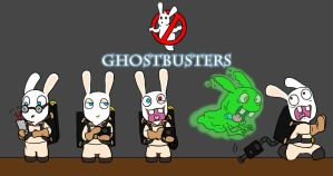 Who Yah Gonna Call? by dawny