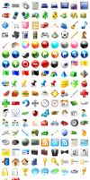48x48 Free Object Icons by Ikont