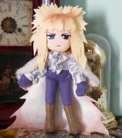 Jareth the Goblin King Plush by Nikicus