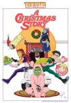 Teen Titans Christmas Story by jodi-seer