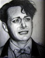 Michael Sheen as Miles by MadTeaCup
