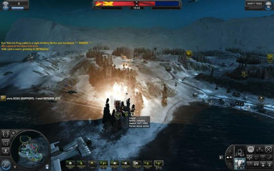 World in Conflict gameplay by edua234