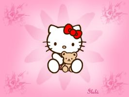 hello kitty 2 by Ilala