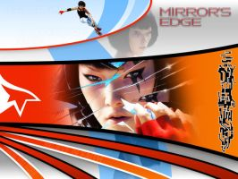 Mirror's Edge wallpaper by NimKorko