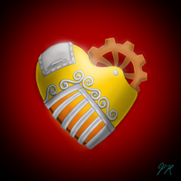 Steam Powered Heart by bonri