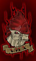 Wrex Design by Heavy-metal-ink