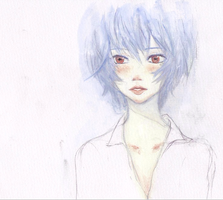 ayanami by Ra-Ra-s-tear