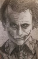 The Joker by ZombieAshley7
