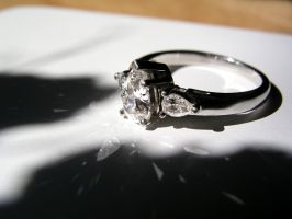 my engagement ring by neyali