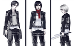 Attack On The Black Parade by Chemical-Exorcist