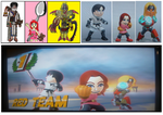 The Red Team AKA The Dream Team by KambalPinoy