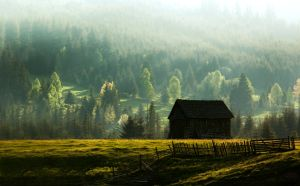 Romania Landscape by el1as