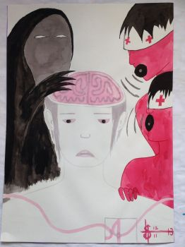 The Patient and Their Demons by KakashiFNGRL
