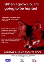 Animal Abuse Poster 3 by Rob93z20