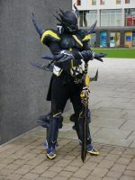 Dark Knight MCM Oct '12 by KaniKaniza