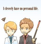 No Personal Life by demidemi