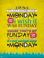 """Manic Monday"" by beveronik"