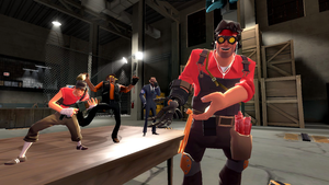 TF2 Freak Figurines by Shadowz574