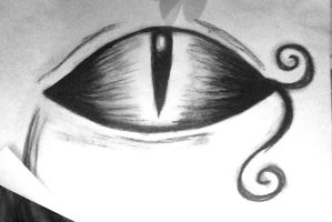 The All Knowing Eye by GrimKreaper