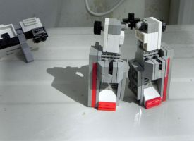 Metroplex And How To Build Him by Boltax