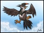 Staraptor of Doom by pokemon-master