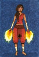 Fire Nation by Shpout