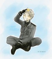APH:Short Prussia by OCibiSuke