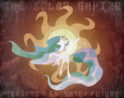 The Apotheosis of Celestia by Emkay-MLP