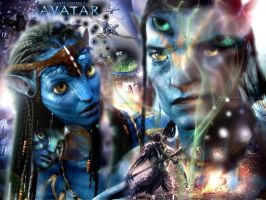 AVATAR wAllpAper by Lord-Corr