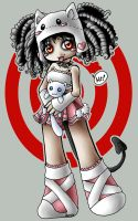 Zombies Are Cute by zenia