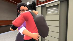 [SFM] A Shoulder To Cry On by Lian2