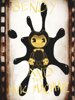 Bendy and the Ink Machine by AGoodWasteOfTime