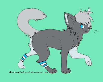 one of my characters by livi1211