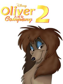 Oliver and Company 2 teaser poster# 4 by JustSomePainter11
