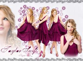 Taylor Swift by m-a-i-m