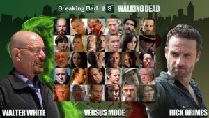 Breaking Bad VS The Walking Dead The Video Game by Giannitoarlie
