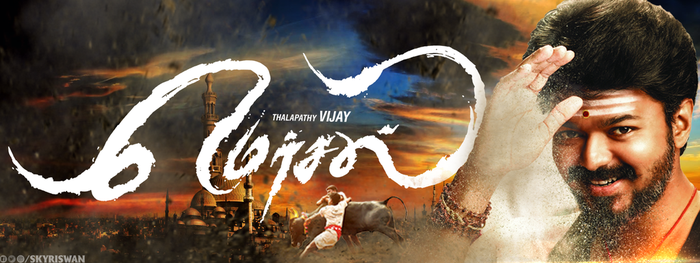 Thalapathy Mersal by skyriswan