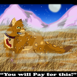 You will pay! by DracKeagan