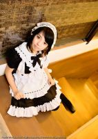 Maid Cafe Miles 5 by big-pao