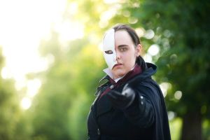 Cosplay - Phantom of the Opera by BleedingHeartworks