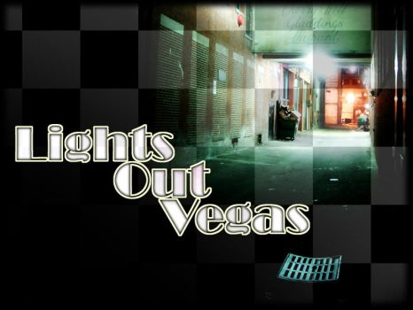 Lights Out Vegas by narflebuttocks