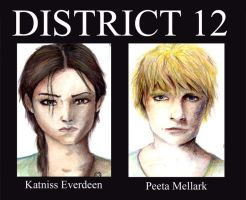 Tributes - District 12 by bufstk